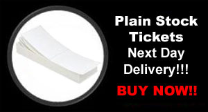 Plain Stock Tickets